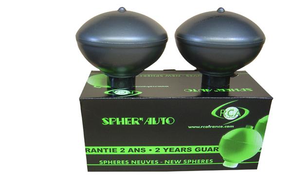 Spheres de suspension RCA FRANCE 5014 (Jeu de 2)