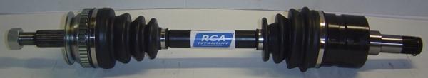 Cardans (arbre de transmission) RCA FRANCE CH118AN (X1)
