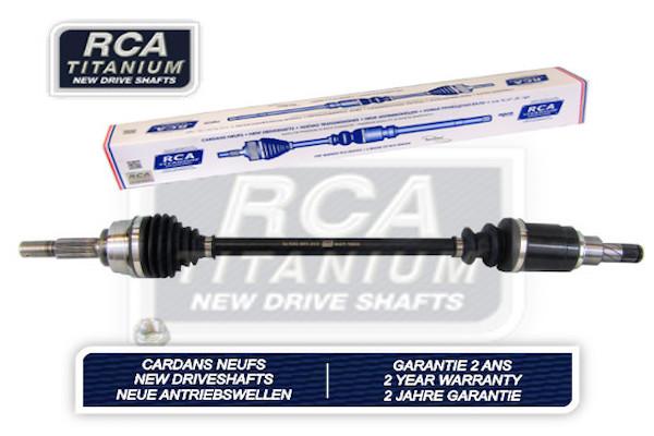 RCA TITANIUM NI298AN Drive Shaft