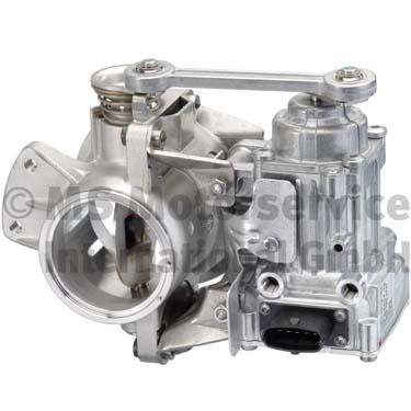 Clapet de gaz d'échappement PIERBURG 7.05499.05.0 (X1)