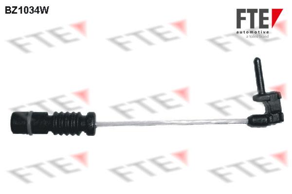 Temoin d'usure de frein FTE BZ1034W (X1)