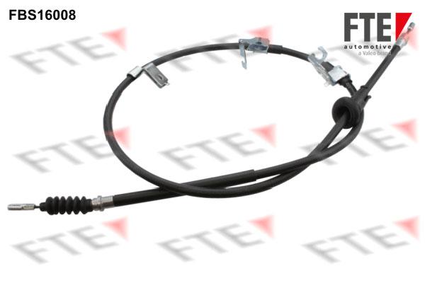 Cable de frein à main FTE FBS16008 (X1)