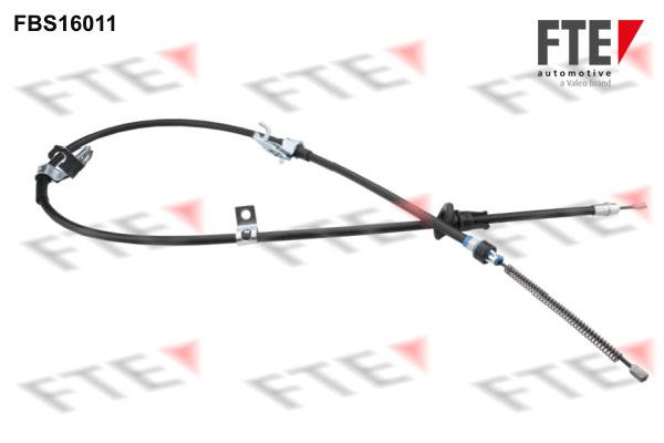 Cable de frein à main FTE FBS16011 (X1)