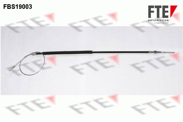 Cable de frein à main FTE FBS19003 (X1)