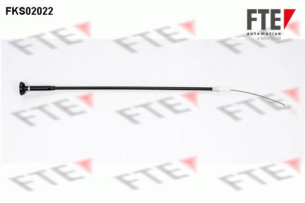 Cable d'embrayage FTE FKS02022 (X1)