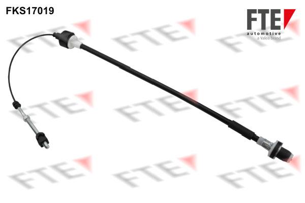 Cable d'embrayage FTE FKS17019 (X1)