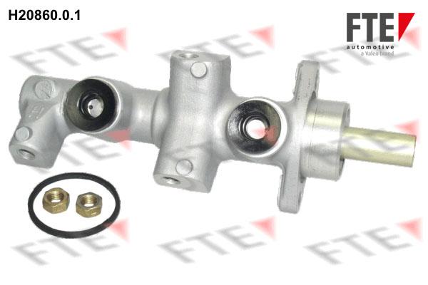 Maitre-cylindre FTE H20860.0.1 (X1)