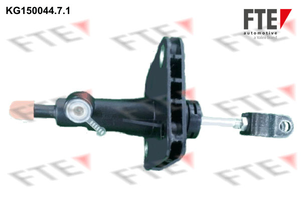 Emetteur d'embrayage FTE KG150044.7.1 (X1)