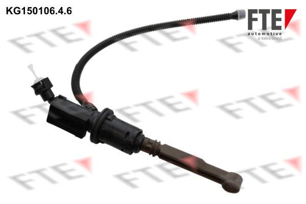 Emetteur d'embrayage FTE KG150106.4.6 (X1)