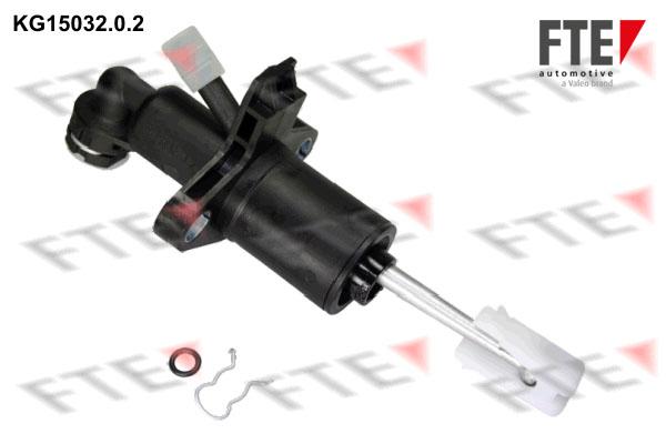 Emetteur d'embrayage FTE KG15032.0.2 (X1)