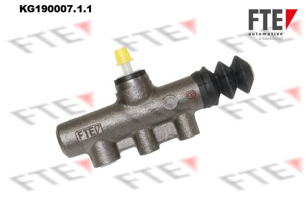 Emetteur d'embrayage FTE KG190007.1.1 (X1)