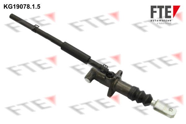 Emetteur d'embrayage FTE KG19078.1.5 (X1)