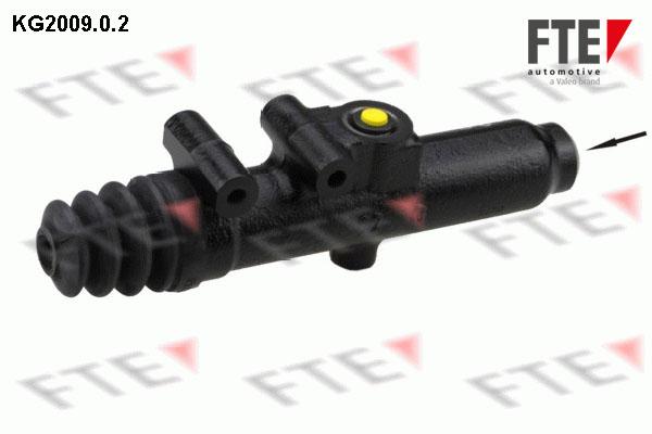 Emetteur d'embrayage FTE KG2009.0.2 (X1)