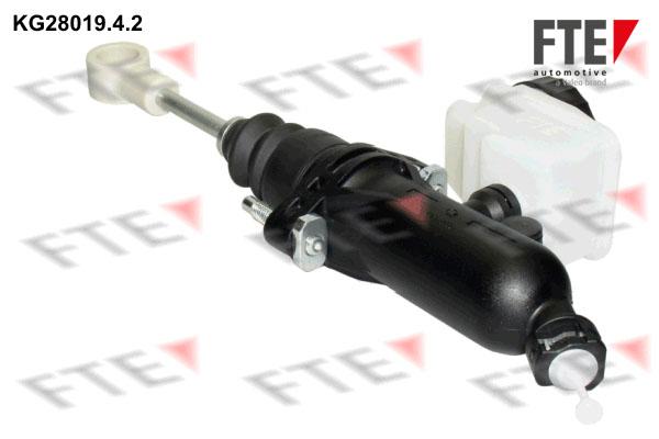 Emetteur d'embrayage FTE KG28019.4.2 (X1)