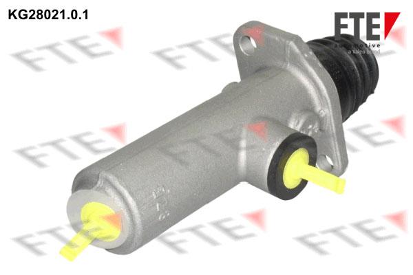 Emetteur d'embrayage FTE KG28021.0.1 (X1)