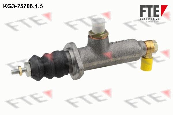 Emetteur d'embrayage FTE KG3-25706.1.5 (X1)