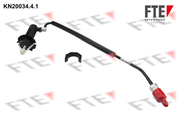 Pieces d'embrayage FTE KN20034.4.1 (X1)