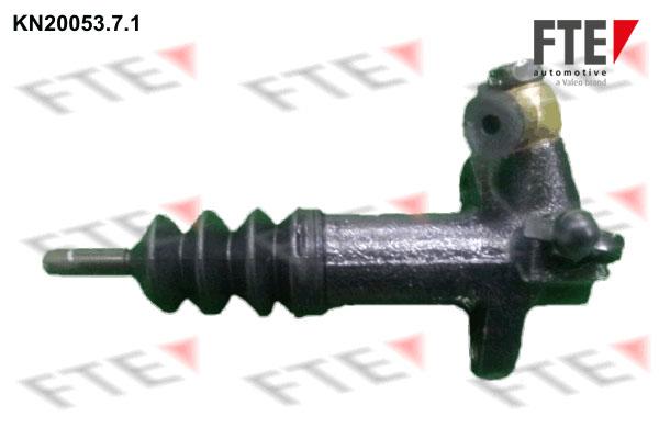 Recepteur d'embrayage (X1)