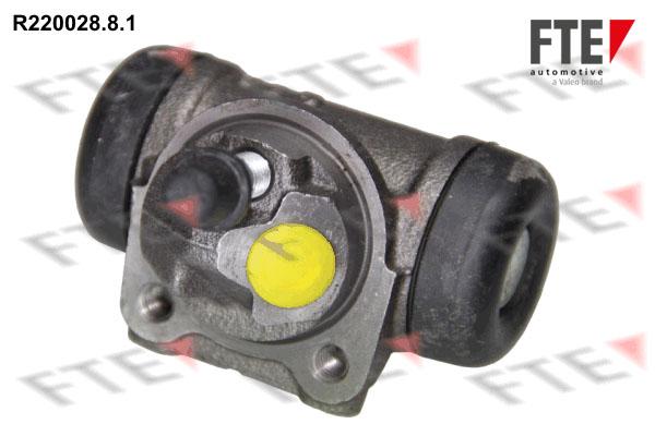 Cylindre de roue FTE R220028.8.1 (X1)