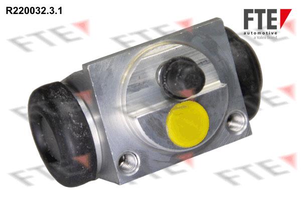 Cylindre de roue FTE R220032.3.1 (X1)
