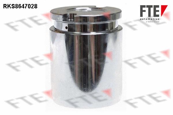 Piston etrier de frein FTE RKS8647028 (X1)
