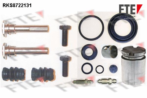 Etrier de frein FTE RKS8722131 (X1)