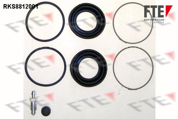 Etrier de frein FTE RKS8812001 (X1)