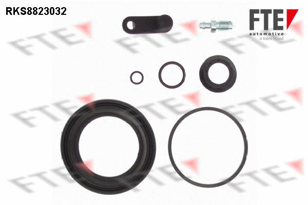 Etrier de frein FTE RKS8823032 (X1)