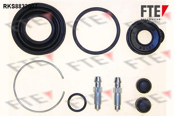 Etrier de frein FTE RKS8832007 (X1)