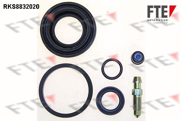Etrier de frein FTE RKS8832020 (X1)