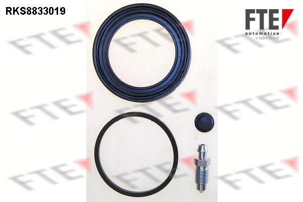 Etrier de frein FTE RKS8833019 (X1)