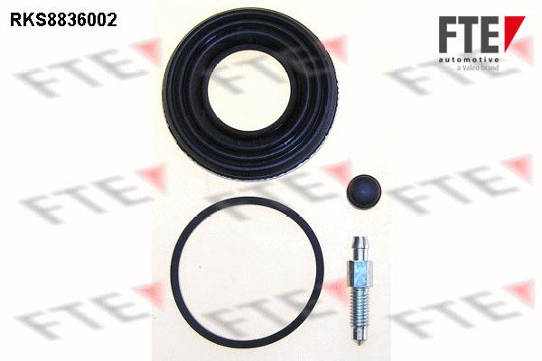 Etrier de frein FTE RKS8836002 (X1)