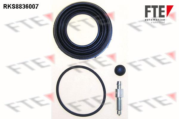 Etrier de frein FTE RKS8836007 (X1)
