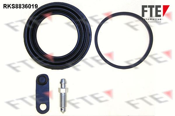 Etrier de frein FTE RKS8836019 (X1)