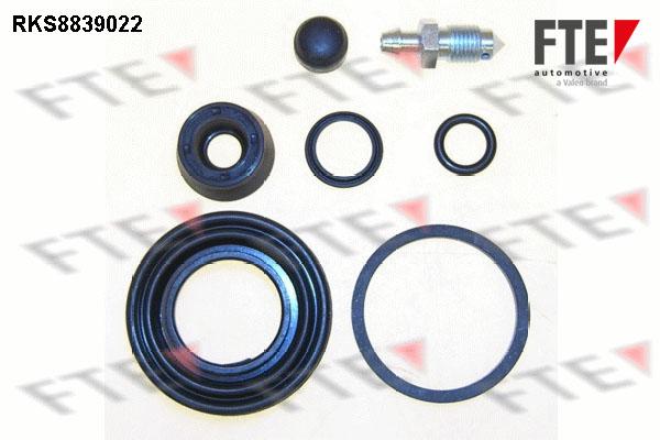 Etrier de frein FTE RKS8839022 (X1)