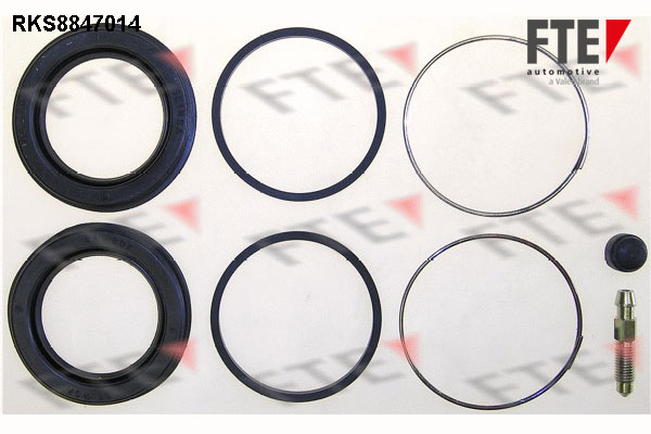 Etrier de frein FTE RKS8847014 (X1)