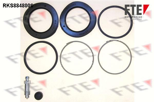 Etrier de frein FTE RKS8848009 (X1)
