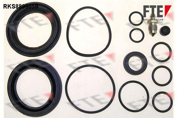 Etrier de frein FTE RKS8899059 (X1)