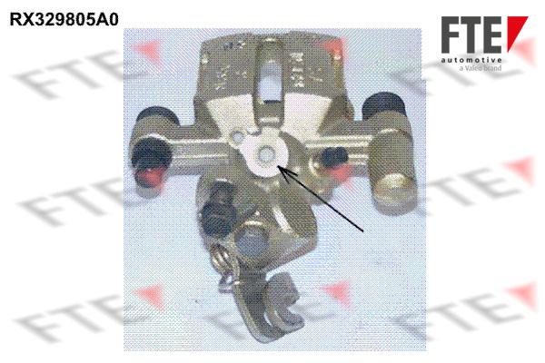 Etrier de frein FTE RX329805A0 (X1)