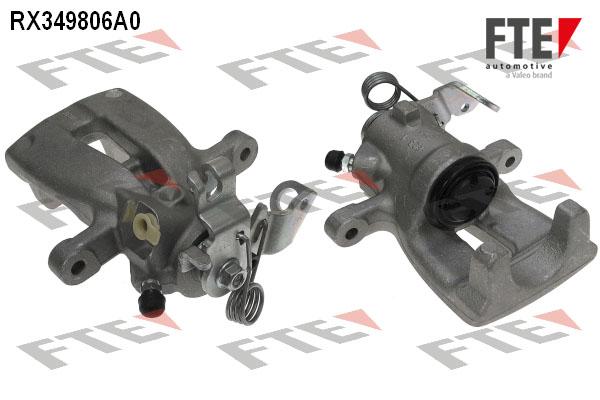 Etrier de frein FTE RX349806A0 (X1)