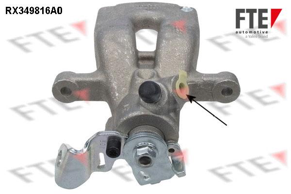 Etrier de frein FTE RX349816A0 (X1)