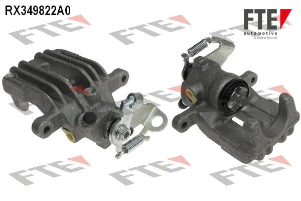 Etrier de frein FTE RX349822A0 (X1)