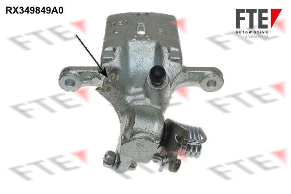 Etrier de frein FTE RX349849A0 (X1)