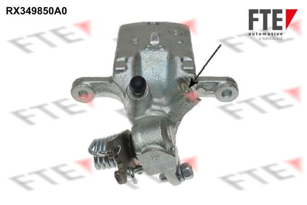 Etrier de frein FTE RX349850A0 (X1)