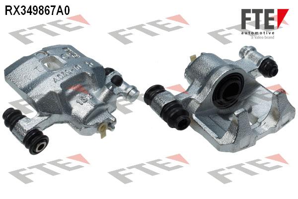 Etrier de frein FTE RX349867A0 (X1)