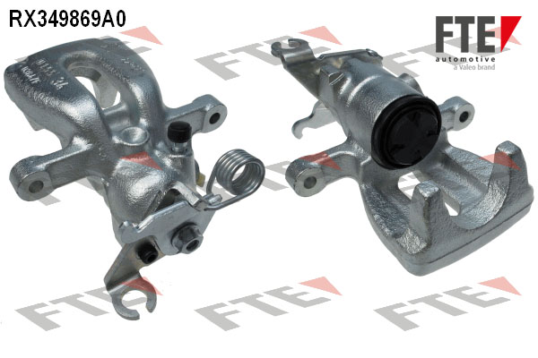 Etrier de frein FTE RX349869A0 (X1)