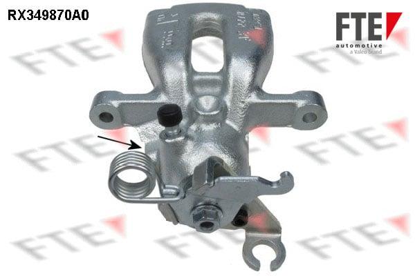 Étrier de frein FTE RX349870A0 (X1)