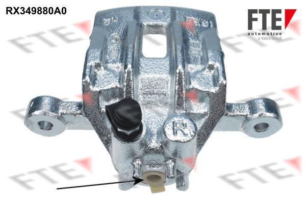 Etrier de frein FTE RX349880A0 (X1)