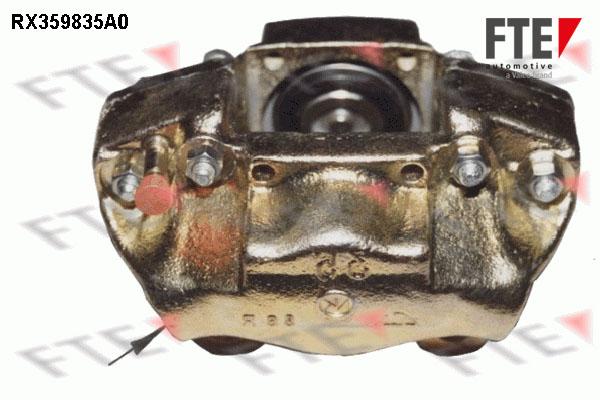 Etrier de frein FTE RX359835A0 (X1)