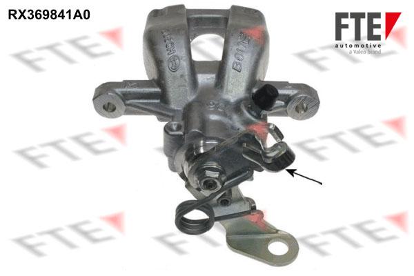 Etrier de frein FTE RX369841A0 (X1)